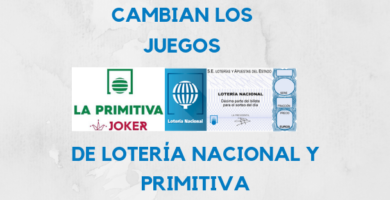 juegos Lotería Nacional y Pimitiva