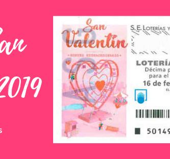 Sorteo San Valentín 2019